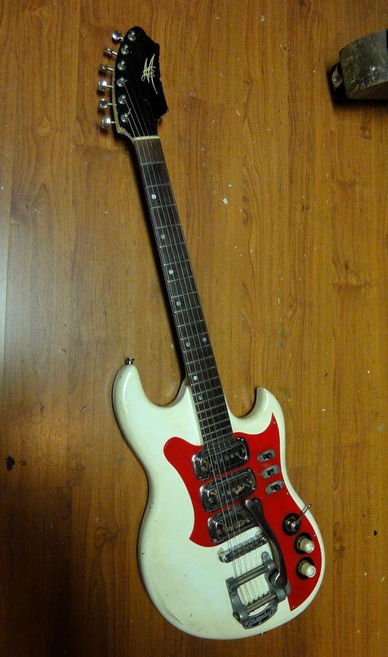 Are mistaken. vintage maton guitars