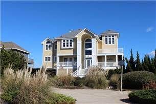 Oceanfront Outer Banks Rentals | Pine Island Rentals | Pine Haven