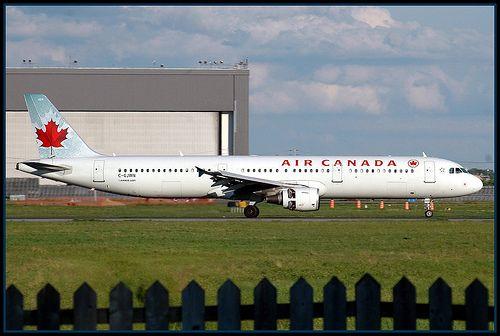 Airbus A321 C-GJWN