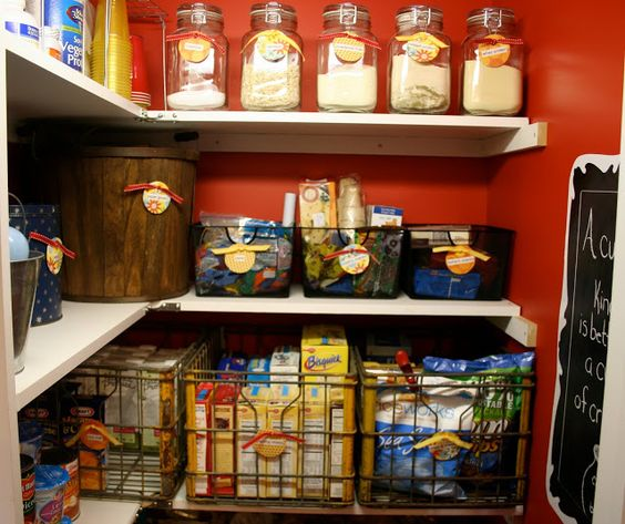 Organizing My Pantry - Home Stories A to Z