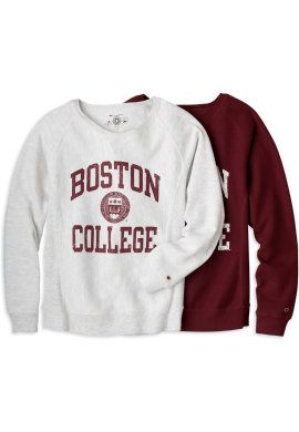 CHAMPION PRODUCTS : 1211H Reverse Weave Crew Sweatshirt : Boston ...