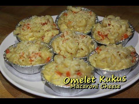 Resep Omelet Telur Kukus Macaroni Cheese Mudah Enak Dan Lezat Ala Zasanah Youtube Resep Resep Anak Telur
