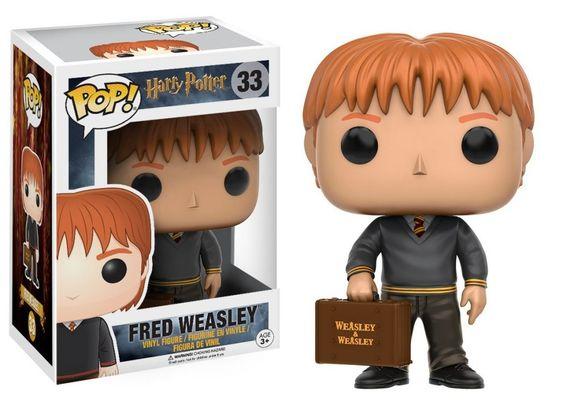 33 Fred Weasley Funko Pop