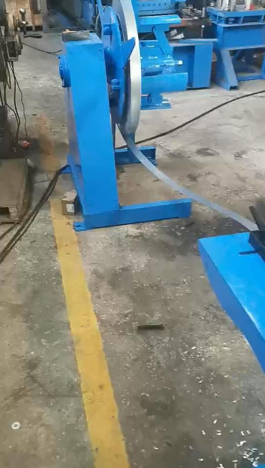 Din Rail Channel Roll Forming Machine Video In 2020 Factory Photography Cool Gadgets To Buy Roll Forming
