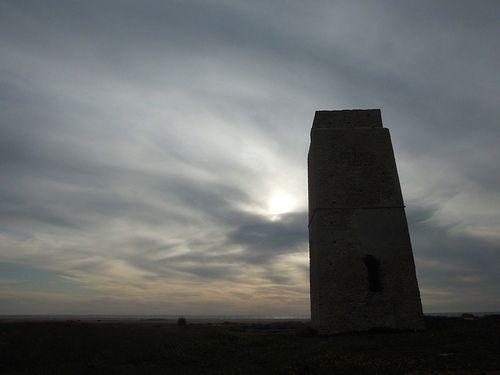 Torre de Castilnovo en Conil, La Janda Litoral
