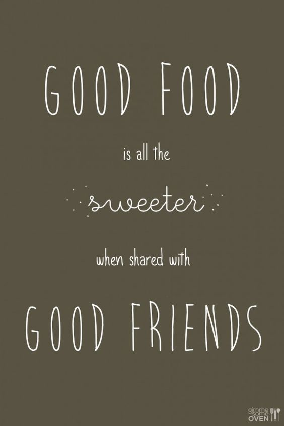 I Am Oh So Grateful Quotes About Sweets Baking Quotes Dinner