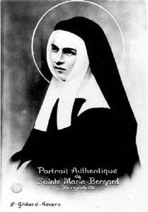 St. Marie-Bernarde (Bernadette)