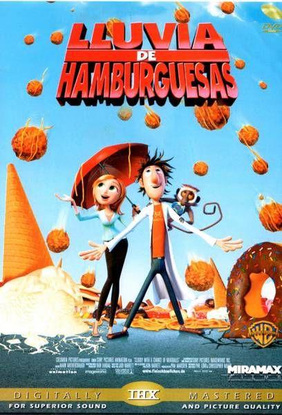 ver Lluvia de hamburguesas (Albondigas) 2009 online descargar HD gratis español latino subtitulada