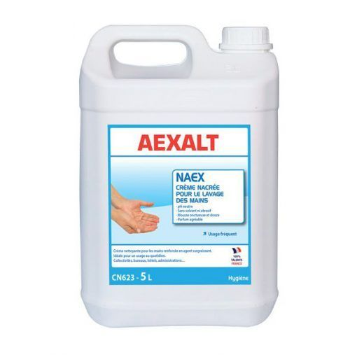 Solution Lavante Destinee Au Lavage Des Mains 5l Naex Aexalt