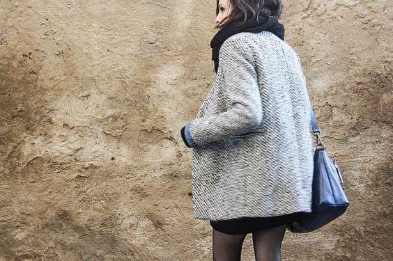 Nouveau look sur le blog >>www.mocassinserretete.com cc @espritofficial @promod @sheinside