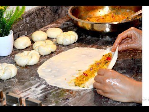 هااا المسمن معمر بشكل رائع و راقي مقرمش بزاف بطريقتين ولا اروع شهيوات رمضان Youtube Recettes De Cuisine Cuisine Et Boissons Repas Simple