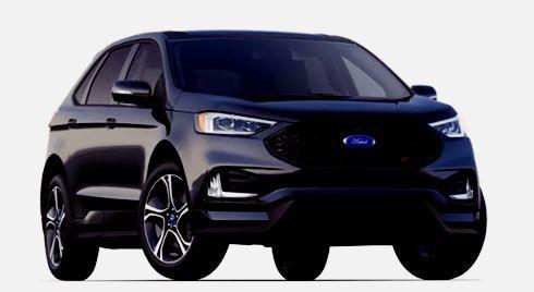 2019 Ford Edge Sport Interior Specs Price Ford Edge Ford Edge