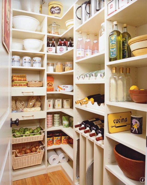 12 Kitchen Organization Tips From The Pros When You Spend All Day In The  Kitchen, You Learn How To Keep Things Running Smoothly.