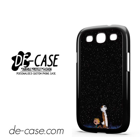 Calvin And Hobbes Night DEAL-2249 Samsung Phonecase Cover For Samsung Galaxy S3 / S3 Mini