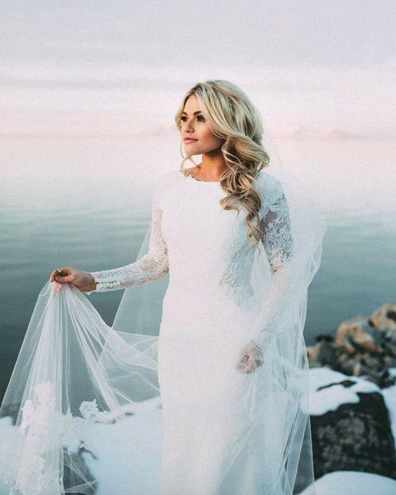 Dwts Witney Carson S Winter Wedding Cheap Evening