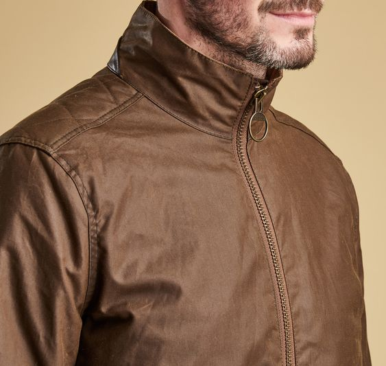 barbour claxton