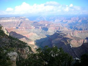 """Not all of the Grand Canyon National Park's South Rim trails begin at Grand Canyon Village or require a shuttle to reach. Primary among them is the Grandview Trail. For more about the trail and others at the national park, read """"Hittin' the Trail: Day Hiking Grand Canyon National Park."""""""