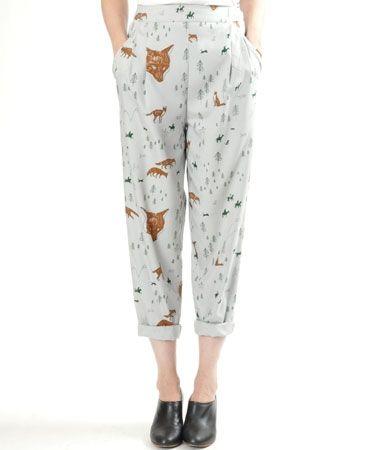 Soft Fox Pant by In God We Trust on Bona Drag, $304