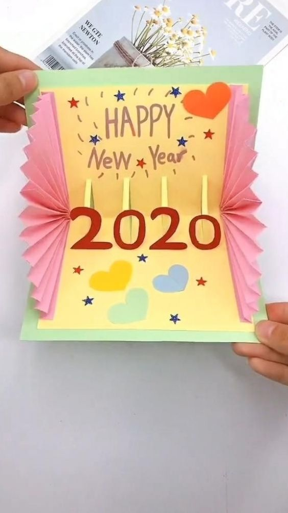 Popup Greetings Card In 2021 Greeting Cards Handmade Birthday Happy Birthday Cards Diy Greeting Card Craft
