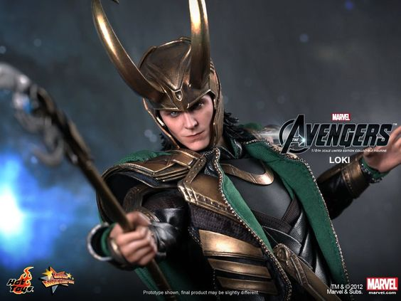 Hot Toys Loki