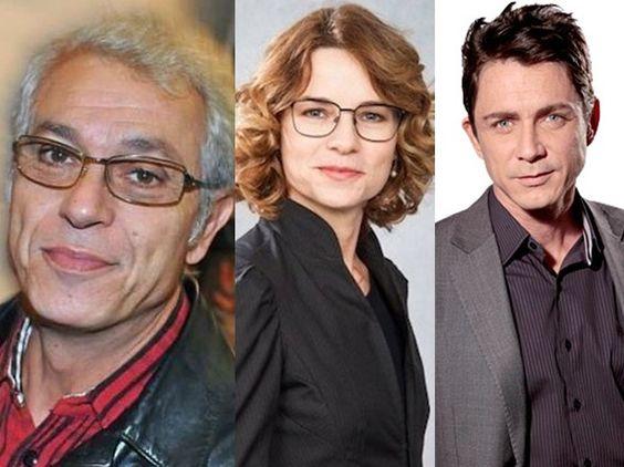 """Record escala mais atores pra novela bíblica """"Os Dez Mandamentos ..."""