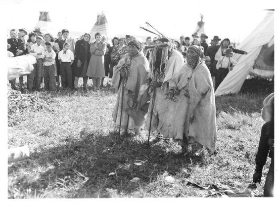 Sacred Woman, Blackfeet Amskapi Pikuni, Browning, Montana | by Montana State University Library