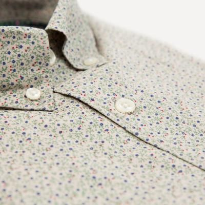 Flores Shirt in Blossom | Frank & Oak