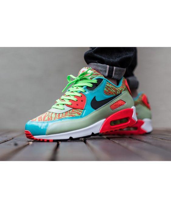 Nike Air Max 90 Ltr Gs 724821 402 (kinder) Sneaker Shop