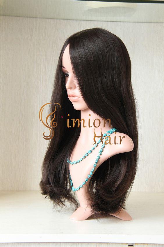 Stocks long European / Mongolian virgin hair silk top glueless Jewish Kosher Sheitals wigs  WhatsApp: +008615853264503 E-mail: info@simionhairlash.com Website:http://www.aliexpress.com/store/group/Professional-Jewish-Kosher-Wigs/1379926_260588470.html  and www.simionhairlash.com