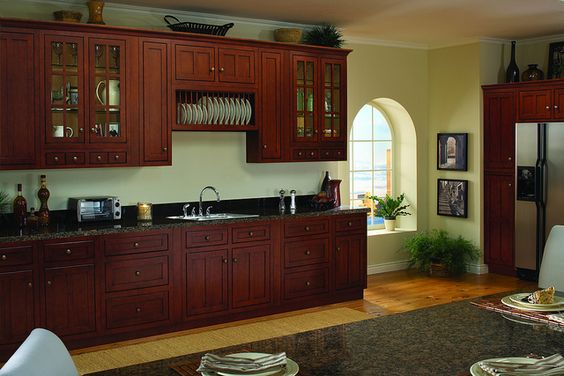 Kitchen Cabinet Refacing:  Tips on Refacing Cabinets the Right Way!