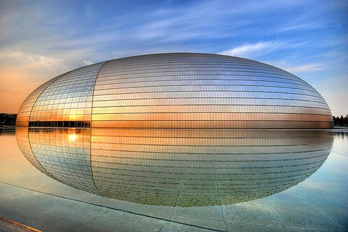 "Beijing Opera House - ""The Egg"""