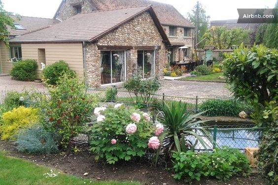 B&B Charming house near Giverny in Saint-Pierre-de-Baille France
