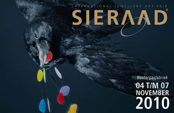 SIERAAD Art Fair 2010 - Amsterdam - 4-7 Nov. 2010: