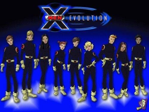 Charactermodel X Men Evolutions Hank Mccoy Ororo Munroe Scott Summers Jean Grey Marie Darkholme Kurt Wagner Kitty P X Men Evolution X Men Comics Girls