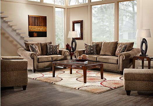 shop for a sierra dunes 5 pc living room at rooms to go