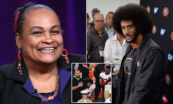 Muhammad Ali's ex-wife tells Colin Kaepernick to APOLOGIZE for protest