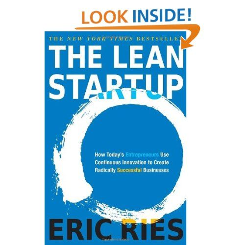 Amazon.com: The Lean Startup: How Today's Entrepreneurs Use Continuous Innovation to Create Radically Successful Businesses (9780307887894): Eric Ries: Books