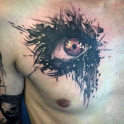 51 Best Chest Tattoos For Men Cool Designs Ideas 2019 Guide Chest Tattoo Men Cool Chest Tattoos Tattoos For Guys
