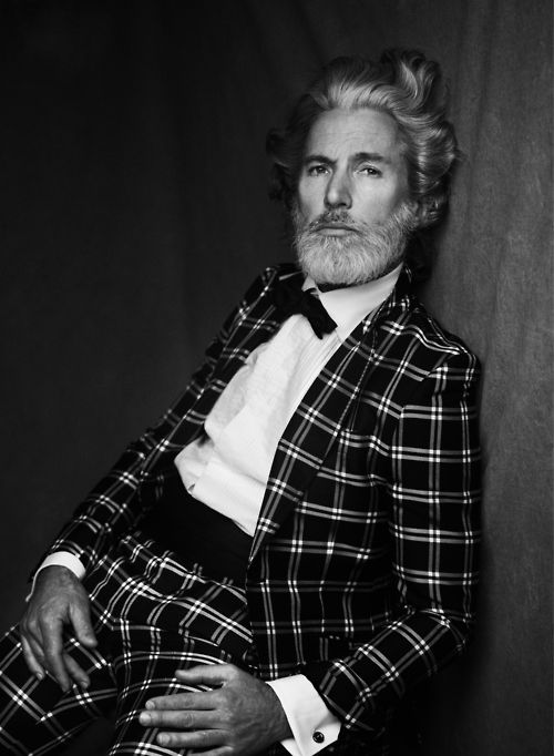 Aiden Shaw for Hercules