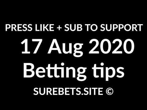 Football Betting Tips Today 17 August 2020 Europa League Eliteserie In 2020 Europa League Betting Football Predictions