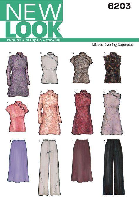 Simplicity Schnittmuster 6203 für Damenkleider, besondere Anlässe, Gr. 38-48