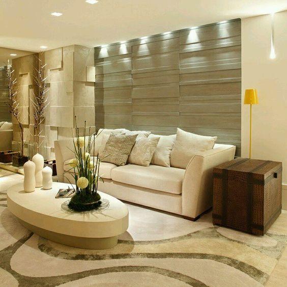 Elegante dise o de interiores con especial detalle en for Diseno de iluminacion de interiores