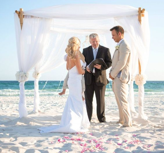 panama city beach wedding arbor Wedding Ideas ...