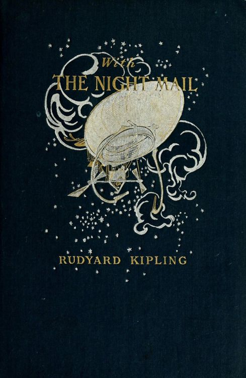 With the Night Mail by Rudyard Kipling.