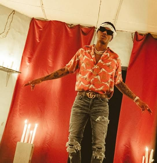 Wizkid S Joro Achieves Milestones Within One Month Of Release The Song Is Climbing Up Charts And Doing Numbers A Few We Trending Today Milestones One Month
