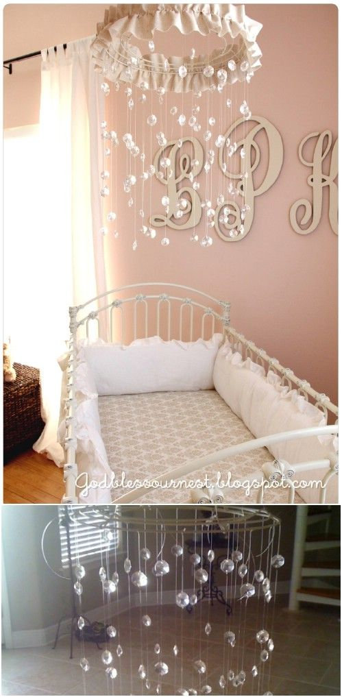 25 Enchantingly Adorable Baby Shower Gift Ideas That Will Make You Go Awwwww Crib Mobile Custom Baby Mobile Diy Baby Mobile