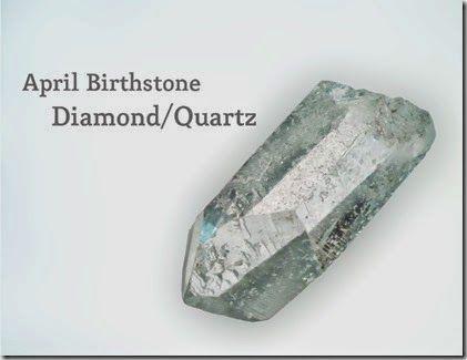 Diamond/Quartz - April Birthstone