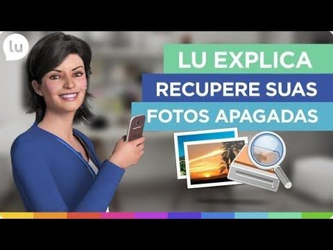 Como Recuperar Fotos Apagadas Do Celular Canal Da Lu Magalu