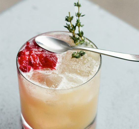 Sour cocktail, Cranberries and Cocktails on Pinterest