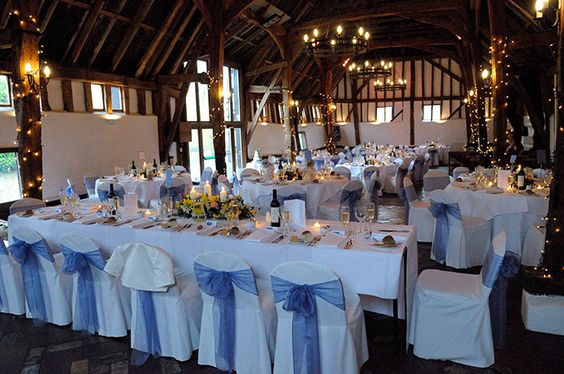 A Great Photo Of The Barn At Smeetham Hall